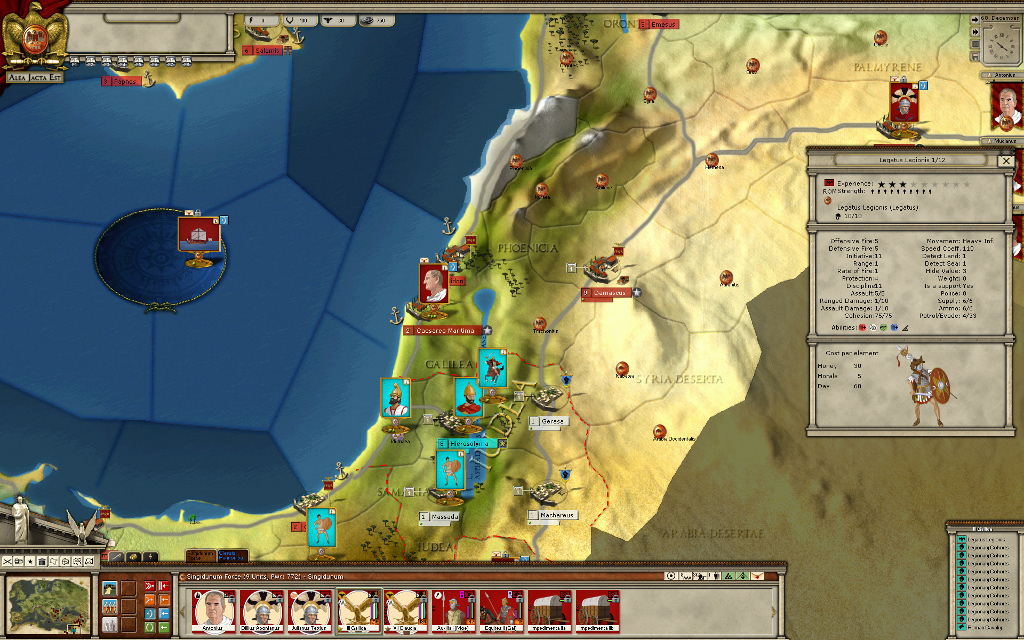 Ave Imperator - Strategy News