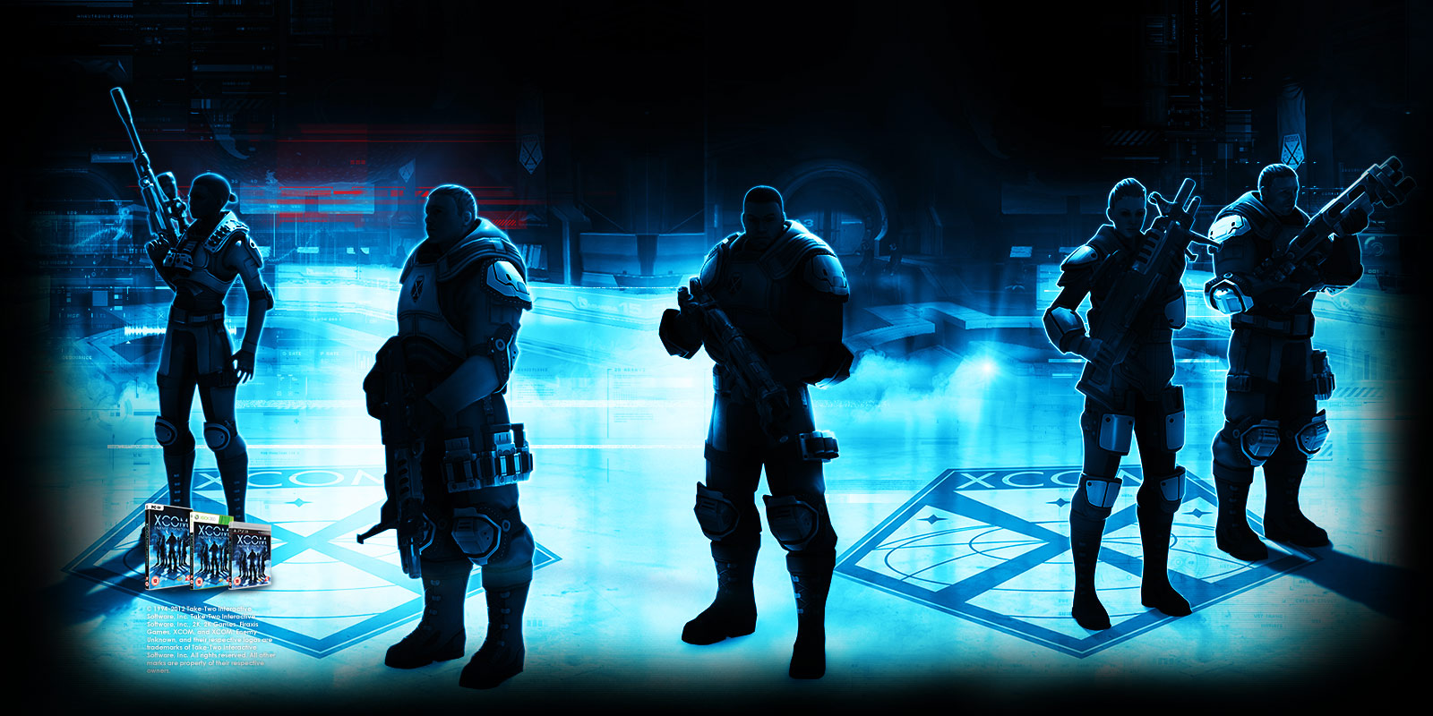 Images For > Xcom Enemy Unknown Wallpaper